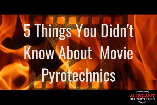 Movie Pyrotechnics