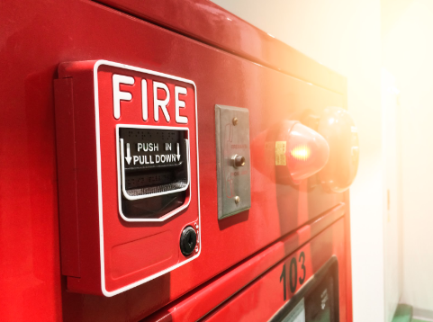 Fire Alarm Systems Help Firefighters